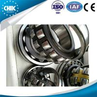 Buy cheap Steel cage crusher bearing spherical roller bearings 22324CCW33 miniature spherical bearings from wholesalers