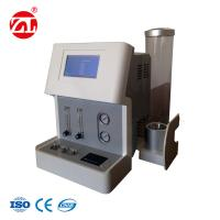 Buy cheap Professional Rubber Testing Machine , 2.5 grade Limiting Oxygen Index Tester For Plastics Rubber Foam from wholesalers