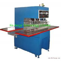 Buy cheap 10KW Pneumatic High frequency Tarpaulin welding machine for awning welding from wholesalers