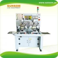 Buy cheap Double-headed constant temperature hot press machine equipment(the pre-press) XCH80-B2 from wholesalers