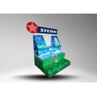Buy cheap Recyclable Paper Cardboard Retail Display For Led Light Bulb , Pop up Display Stands from wholesalers