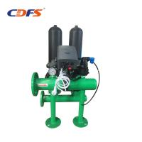 Buy cheap Drip Chamber Backwash Water Filter , Municipal Water Reuse Plastic Disc Filter from wholesalers