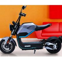 Buy cheap Range ≥ 60km Harley Electric Scooter Lithium Battery 60V 20AH Max Speed 40 - 50km/H from wholesalers