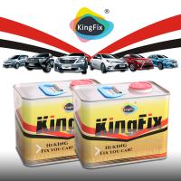 KINGFIX Brand car paint thinner retarder solvent for lengthening volatile time Manufactures