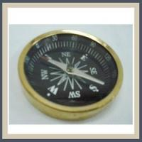 Buy cheap 2012 new style 50mm round magnifying glass with metal from wholesalers