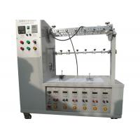 Buy cheap IEC60884-1 Figure 21 Plug Cord Flexing Testing Machine / Apparatus For Flexing Test from wholesalers
