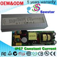 Buy cheap 150W led driver street lamp high bay switching power supply CE SAA KC TUV Approval from wholesalers