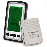 Buy cheap WH1281 Digital Wireless Weather Station with Remote Sensor for Indoor & Outdoor Use from wholesalers