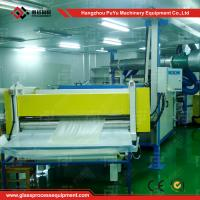 Buy cheap PVB Shaping or Stretching Machine PVB Interlayer for Windshields Glass Production Line from wholesalers