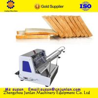 Buy cheap bread slicing machine  +8618637188608 from wholesalers