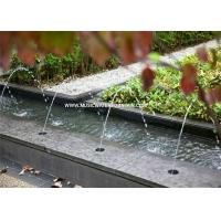 Buy cheap Bamboo Outdoor Water Fountains For Home With Waterproof Underwater Light from wholesalers