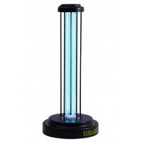 Buy cheap Disinfection 60w IP44 Iron Led Uv Sterilizer Lamp from wholesalers