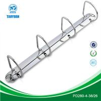 Buy cheap Pull open metal binder, binder ring clip, paper ring clip from wholesalers
