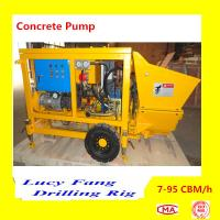 Buy cheap China Top-quality Hot High Pressure Concrete Shot Pump for Sale from wholesalers