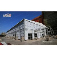Wholesale High End Event Venue-double Decker Cube Structure Tent For 2000 Seaters from china suppliers