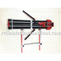 1000mm 1200mm Aluminum Manual Tile Cutter Easy To Operate Low Nosie Manufactures