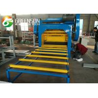 Buy cheap Automatic Sheet Perforation Machine For Gypsum Ceiling Tiles / Fiber Cement Board from wholesalers