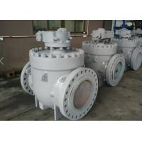 Buy cheap Single Seat Top Entry Ball Valve , Ss316 Stainless Steel Flanged Ball Valves from wholesalers