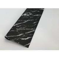 Buy cheap Custom Black Wrapping Paper Rolls , Cute Tissue Wrapping Paper Birthday Personalized Black White In Stock from wholesalers