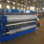 Buy cheap 2m Width BI Wire Roll Mesh Welding Machine 60times/Min Spot Mesh Wire from wholesalers