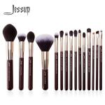 Buy cheap Fashionable Zinfandel Natural Hair Makeup Brushes Eco Friendly Makeup Brushes from wholesalers