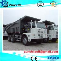 Buy cheap Howo mining dump truck for sale from wholesalers