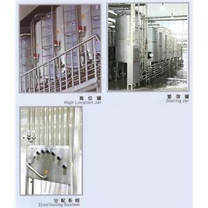 China Milk processing line on sale