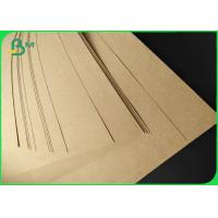 Buy cheap Flour Bags Paper Natural Brown 40 - 80GSM FDA Approved Roll & Sheet from wholesalers