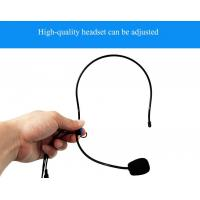 Buy cheap Headset Wired Bluetooth Lapel Mic Megaphone For Player Teachers School Yoga Professor Classroom from wholesalers