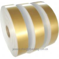 Buy cheap gold aluminum foil from wholesalers