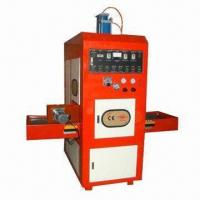 Buy cheap High-frequency Synchronous Fusing Machine, Stable Frequency, 5T Output and 8kWA Output Power from wholesalers