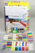 Buy cheap Colorful Removable PET Memo Sticky Note Pads For File Folders from wholesalers