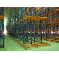 Buy cheap Supermarket Industrial Pallet Racks , Customized Basicly Storage System from wholesalers