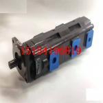 Buy cheap JHP Hydraulic Gear Pump Jinan Hydraulic Pump JHP2063/2063 JHP2050/2050 JHP2080/2080 Double Gear Pump High Pressure Pump from wholesalers