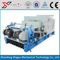 Prestressed concrete hollow core slab panel making machine Manufactures