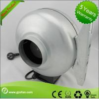 Buy cheap Gakvabused Sheet Steel Circular Inline Fan Insulation Class F The Wood Shop from wholesalers