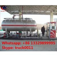 Buy cheap 2020s new best price skid lpg gas station for automobiles, skid lpg gas tank with auto lpg filling dispenser fpr sale from wholesalers