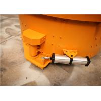 Buy cheap Various Block Bricks Castable Mixer Machine , 1 Side Scraper Large Concrete Mixer from wholesalers