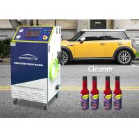 Buy cheap Eco - Friendly Hydrogen Cleaning Engine Automotive Carbon Cleaner With Electrolytes from wholesalers