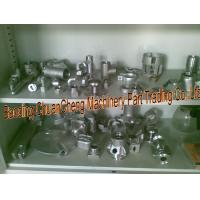 stainless steel casting parts, casting stainless steel pipe fitting, casting parts Manufactures