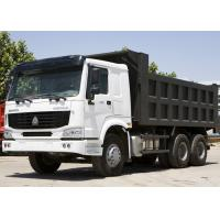 Buy cheap Tipper Dump Truck SINOTRUK HOWO 10 wheels can load 25-40tons Sand or Stones from wholesalers