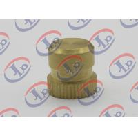 Buy cheap Custom CNC Turned Parts M8 X 1.25 Mm Thread With CNC Turning Process product