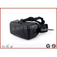 Buy cheap Oculus Rift DK2 Virtual Reality Headset / Helmet Immersive for Gaming from wholesalers