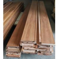 Wholesale Australian Spotted Gum solid stair nosing, both smooth and brushed surface are available from china suppliers