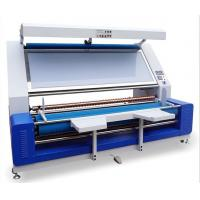 Buy cheap Multi - Function Textile Testing Machine / Electronic Automatic Edge Fabric Inspection Machine from wholesalers