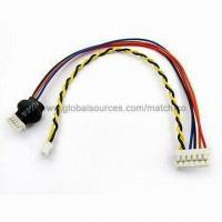 China Car Stereo Wiring Harness with Color Code Housing Connector for Radio Speaker Adapter/Power Antenna on sale