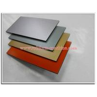 Buy cheap ACP Alucobond Panel / Aluminium Composite Panel  for Decorating Building Exterior Wall Panel from wholesalers
