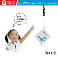 Buy cheap 2015 china top ten selling product pet tracker/portable small gps personal tracking device/mini gps tracking system from wholesalers