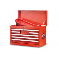 Buy cheap Standing Handle Mechanic Tool Cabinet Gas Struts Lid Garage Aluminum 8 Drawer from wholesalers