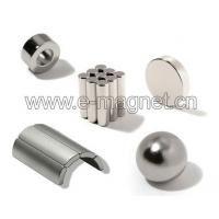 Buy cheap N52 Sintered NdFeB Magnet from wholesalers